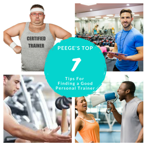 7 Steps to Finding the Right Personal Trainer