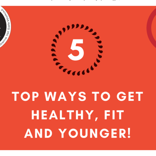 Peege's Top 5 Health and Fitness Tips